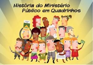 CAPA HISTÓRIA DO MP